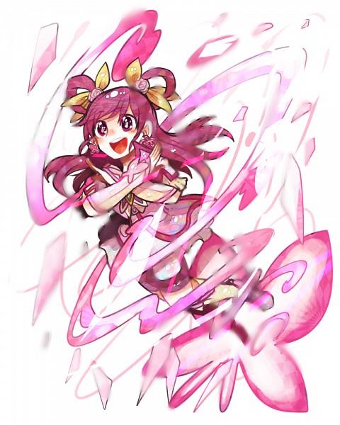 Tags: Anime, Ringetsumon, Yes! Precure 5, Yumehara Nozomi, Cure Dream, Pixiv, Fanart From Pixiv, Fanart