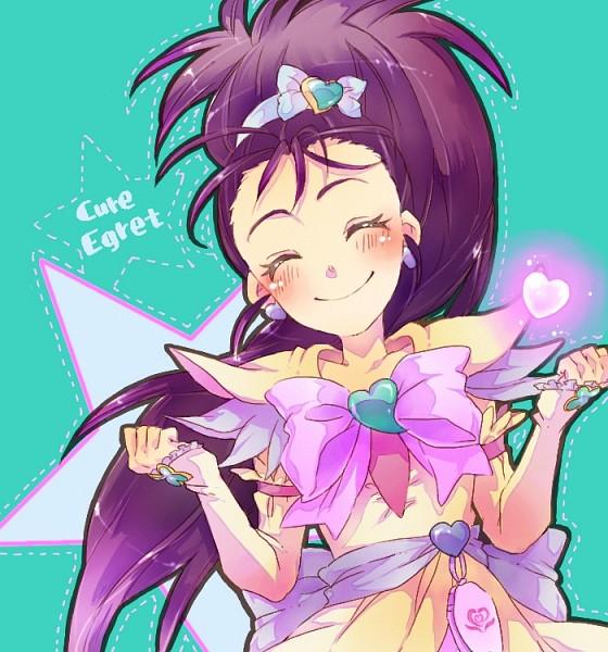 Tags: Anime, Pixiv Id 1781504, Futari wa Precure Splash Star, Mishou Mai, Cure Egret, Fanart
