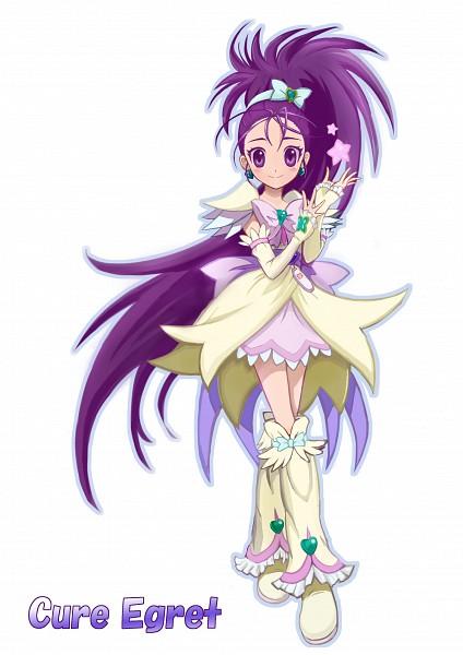 Tags: Anime, Pixiv Id 3975300, Futari wa Precure Splash Star, Mishou Mai, Cure Egret, Fanart From Pixiv, Fanart, Pixiv