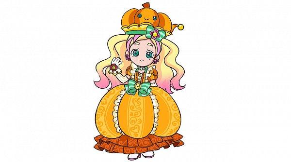 Tags: Anime, Go! Princess Precure, Cure Flora, Haruno Haruka