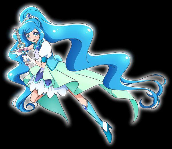 Cure Fontaine - Sawaizumi Chiyu