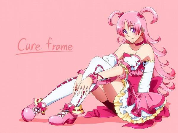 Cure Frame - Natural Mate Precure!