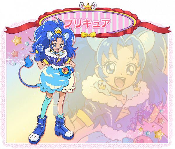 Cure Gelato - Tategami Aoi