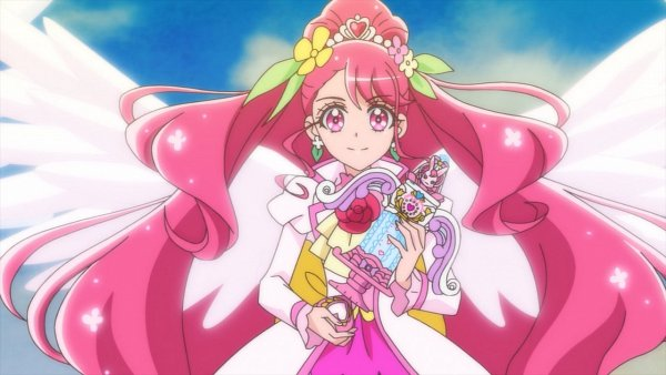 Tags: Anime, Toei Animation, Healin'Good♥Precure, Hanadera Nodoka, Cure Grace, Screenshot, Wallpaper
