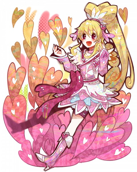 Tags: Anime, Ringetsumon, Dokidoki! Precure, Cure Heart, Aida Mana, Fanart, Fanart From Pixiv, Pixiv
