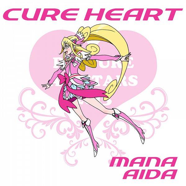 Tags: Anime, Eunos, Dokidoki! Precure, Aida Mana, Cure Heart, Pixiv, Fanart, Fanart From Pixiv