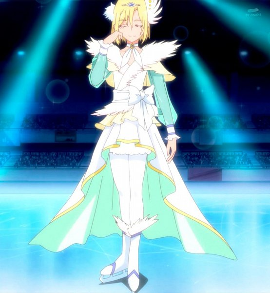 Tags: Anime, HUGtto! Precure, Wakamiya Henri, Cure Infini, Magical Boy, Stitched Screenshot, Screenshot