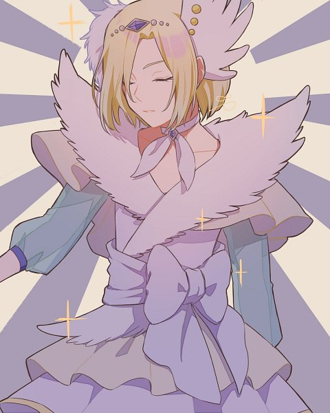 Tags: Anime, Pixiv Id 14245821, HUGtto! Precure, Cure Infini, Wakamiya Henri, Magical Boy, Twitter, Fanart From Pixiv, Pixiv, Fanart