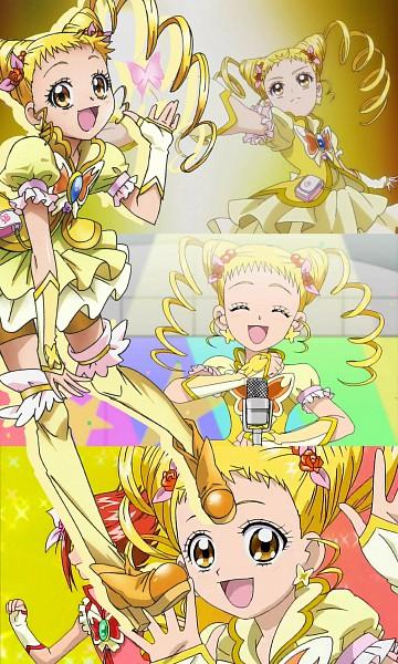 Tags: Anime, Yes! Precure 5, Kasugano Urara, Cure Lemonade, Screenshot