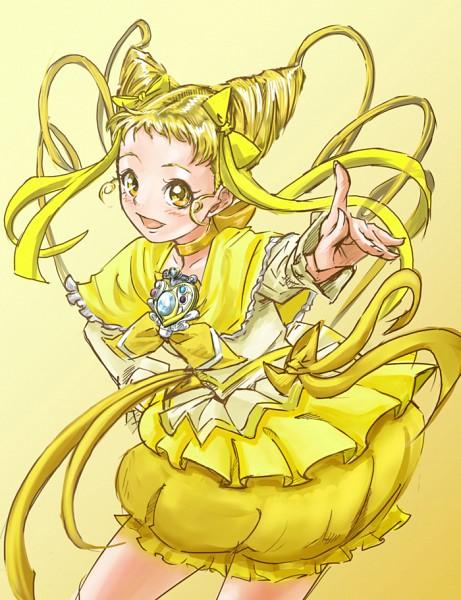 Tags: Anime, Cure Gorugomu, Yes! Precure 5, Suite Precure♪, Kasugano Urara, Cure Lemonade, Cure Muse (Cosplay), Fanart, Pixiv, Fanart From Pixiv