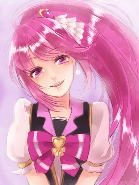 Tags: Anime, Pixiv Id 501084, HappinessCharge Precure!, Cure Lovely, Aino Megumi, Fanart From Pixiv, Pixiv, Fanart
