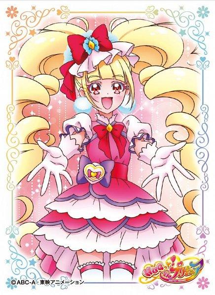 Tags: Anime, HUGtto! Precure, Cure MaChérie, Aisaki Emiru