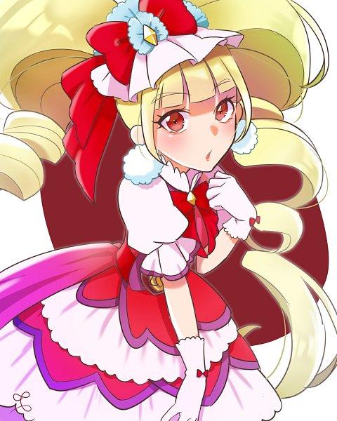 Tags: Anime, Pixiv Id 14245821, HUGtto! Precure, Cure MaChérie, Aisaki Emiru, Twitter, Fanart From Pixiv, Pixiv, Fanart