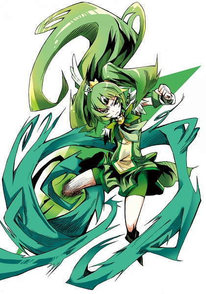 Tags: Anime, Pixiv Id 255157, Smile Precure!, Midorikawa Nao, Cure March, Fanart, Pixiv