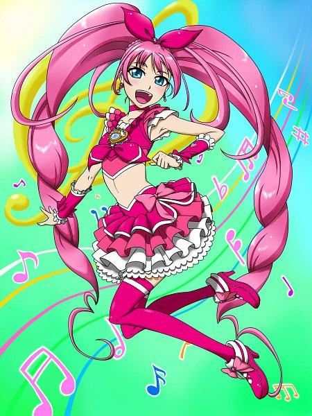 Tags: Anime, Pixiv Id 3411146, Suite Precure♪, Hojo Hibiki, Cure Melody, Pixiv, Fanart From Pixiv, Fanart