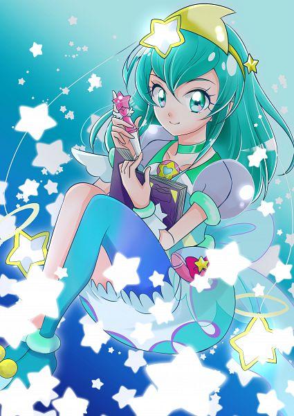 Tags: Anime, Pixiv Id 19209155, Star☆Twinkle Precure, Hagorumo Lala, Cure Milky, Fanart, Fanart From Pixiv, Pixiv