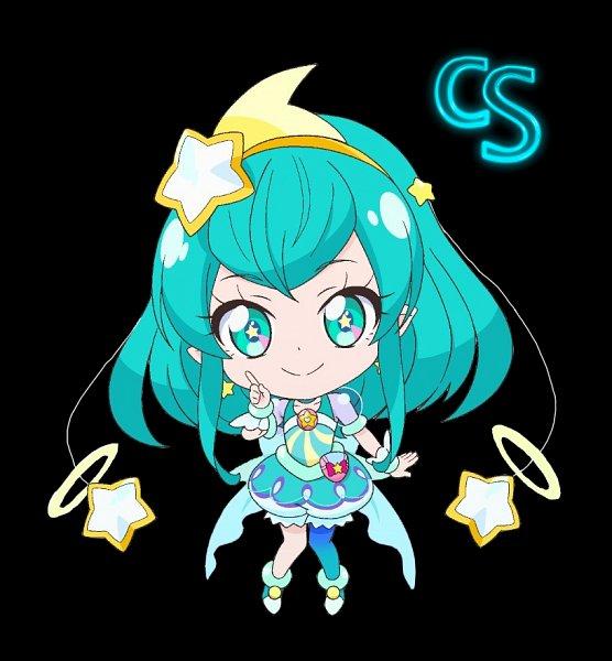 Tags: Anime, Fenixfairy2, Star☆Twinkle Precure, Hagorumo Lala, Cure Milky