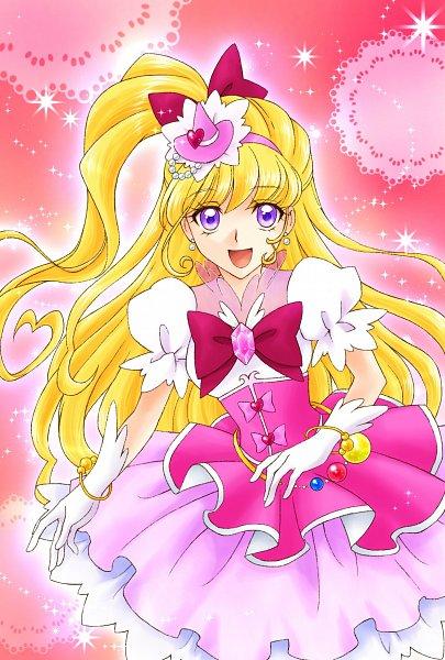 Tags: Anime, Pixiv Id 10336702, Mahou Tsukai Precure!, Asahina Mirai, Cure Miracle, Fanart, Fanart From Pixiv, Pixiv