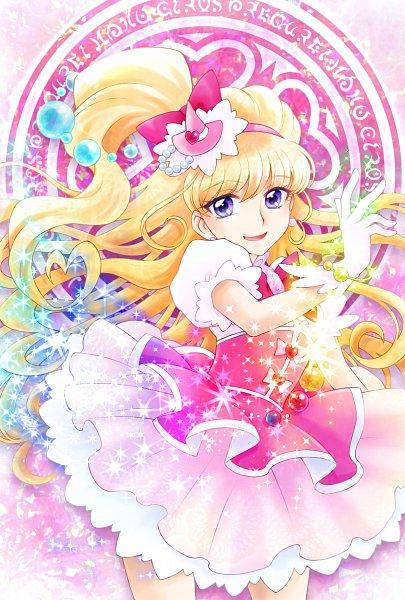 Tags: Anime, Pixiv Id 10336702, Mahou Tsukai Precure!, Asahina Mirai, Cure Miracle, Fanart From Pixiv, Pixiv, Fanart