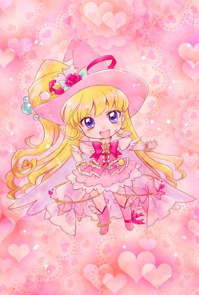 Tags: Anime, Pixiv Id 10336702, Mahou Tsukai Precure!, Asahina Mirai, Cure Miracle, Alexandrite Style, Twitter, Fanart From Pixiv, Pixiv, Fanart
