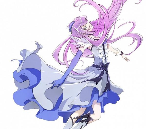 Tags: Anime, Chiyo (Rotsurechiriha), Heartcatch Precure!, Cure Moonlight, Tsukikage Yuri, Pixiv, Fanart From Pixiv, Fanart