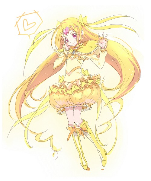 Tags: Anime, Ume (Plumblossom), Suite Precure♪, Shirabe Ako, Cure Muse, Fanart, Fanart From Pixiv, Pixiv