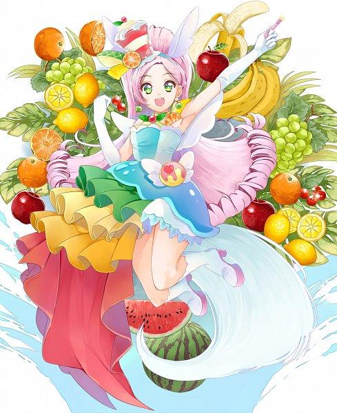 Cure Parfait - Kirakira☆Precure a la Mode