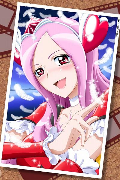 Tags: Anime, Fresh Precure!, Higashi Setsuna, Cure Passion, Fanart From Pixiv, Fanart, Pixiv