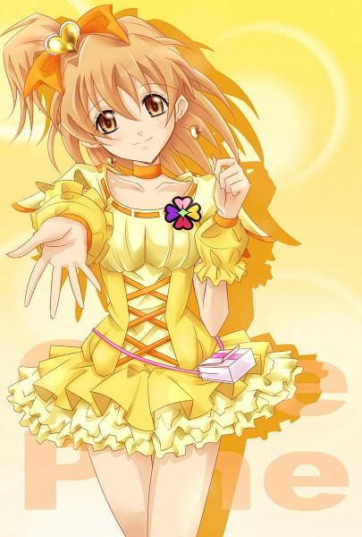 Tags: Anime, Pixiv Id 2465926, Fresh Precure!, Cure Pine, Yamabuki Inori, Pixiv, Fanart From Pixiv, Fanart