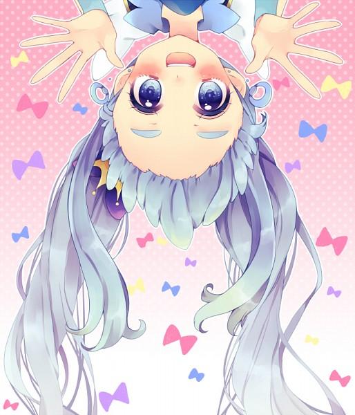 Tags: Anime, Uduki Shi, HappinessCharge Precure!, Cure Princess, Shirayuki Hime, Pixiv, Fanart, Fanart From Pixiv