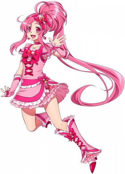 Tags: Anime, 0417nao, Shuffle! Precure, Pretty Cure Fan Series, Aino Hikaru, Cure Prism, Leg Warmers, Pixiv