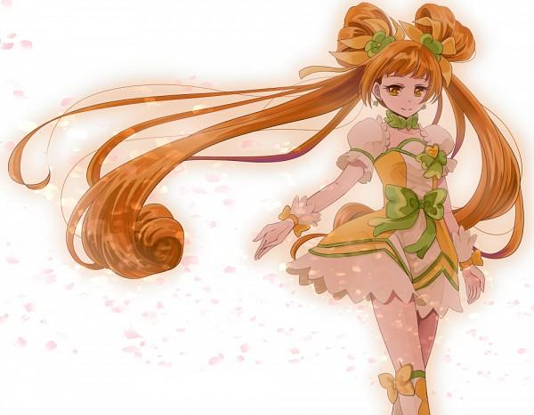 Tags: Anime, Sasa (Pixiv1553938), Dokidoki! Precure, Cure Rosetta, Yotsuba Alice, Fanart, Fanart From Pixiv, Pixiv