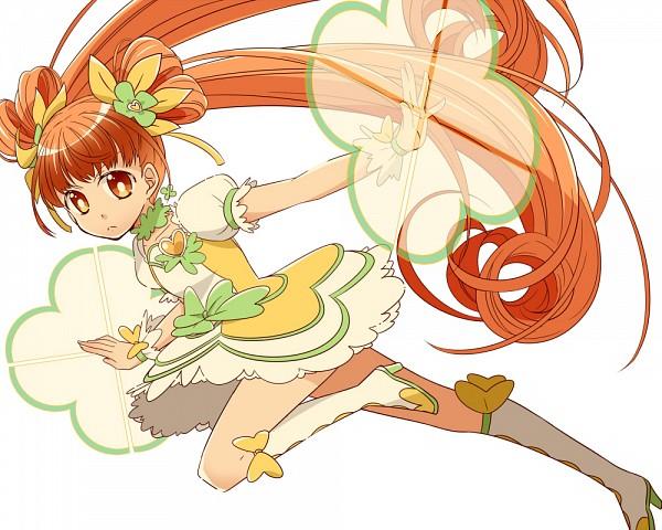 Tags: Anime, Hirune, Dokidoki! Precure, Yotsuba Alice, Cure Rosetta, Fanart From Pixiv, Pixiv, Fanart