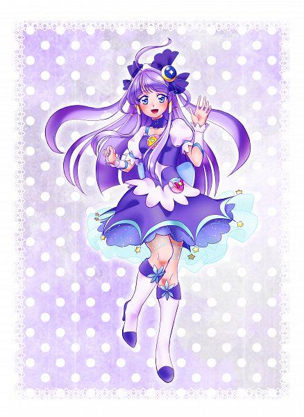 Tags: Anime, Pixiv Id 14110332, Star☆Twinkle Precure, Kaguya Madoka, Cure Selene, Fanart, Fanart From Pixiv, Pixiv