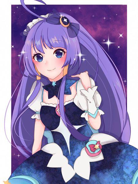 Tags: Anime, Pixiv Id 34102584, Star☆Twinkle Precure, Cure Selene, Kaguya Madoka, Fanart, Fanart From Pixiv, Pixiv