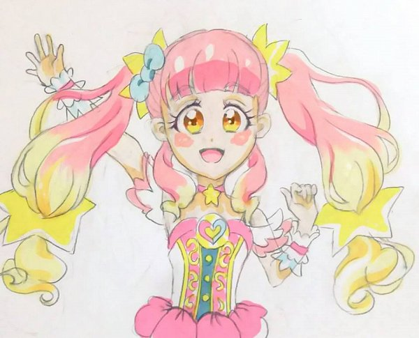 Cure Star (Cosplay) - Cure Star