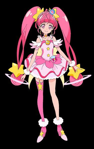 Cure Star - Hoshina Hikaru