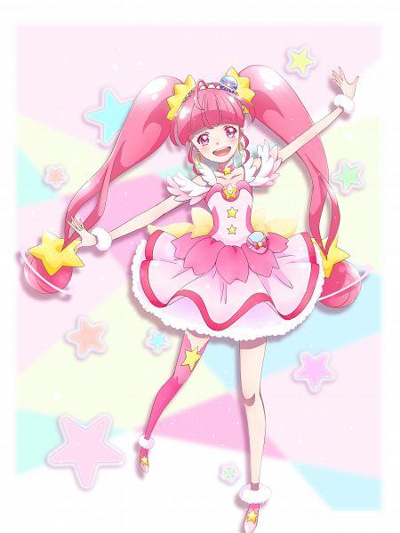 Tags: Anime, Pixiv Id 29500662, Star☆Twinkle Precure, Hoshina Hikaru, Cure Star, Pixiv, Fanart, Fanart From Pixiv