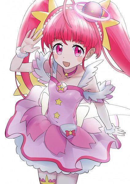 Tags: Anime, Pixiv Id 10296953, Star☆Twinkle Precure, Hoshina Hikaru, Cure Star, Fanart From Pixiv, Pixiv, Fanart