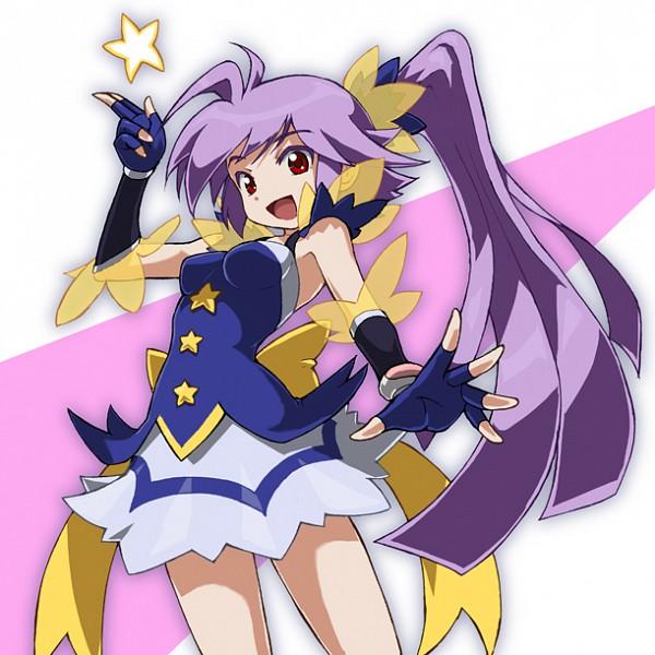 Cure Stella - Moroboshi Reiya