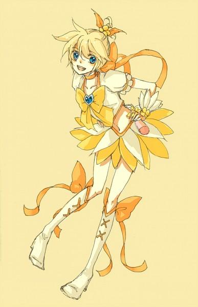 Cure Sunshine (Cosplay) - Cure Sunshine