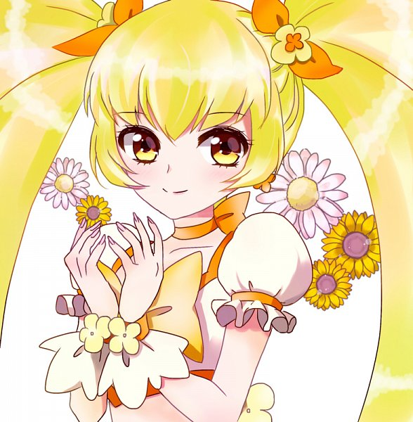 Tags: Anime, Pixiv Id 819551, Heartcatch Precure!, Myoudouin Itsuki, Cure Sunshine, Pixiv, Fanart From Pixiv, Fanart