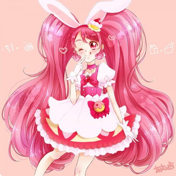 Tags: Anime, Pixiv Id 775691, Kirakira☆Precure a la Mode, Usami Ichika, Cure Whip, Fanart From Pixiv, Pixiv, Fanart