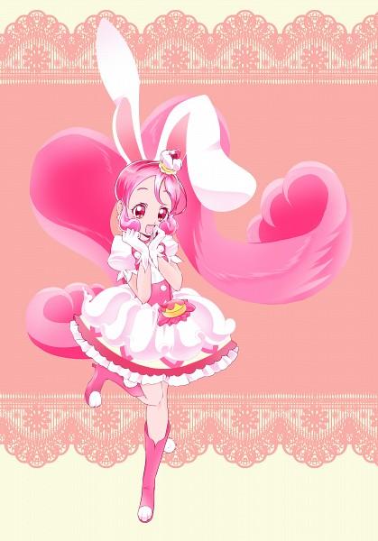 Tags: Anime, Pixiv Id 2750830, Kirakira☆Precure a la Mode, Usami Ichika, Cure Whip, Pixiv, Fanart, Fanart From Pixiv