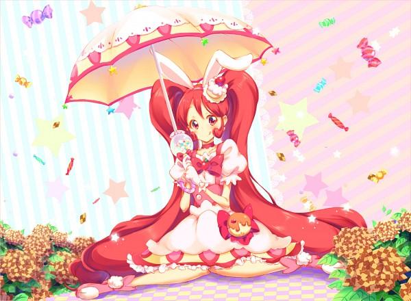 Tags: Anime, Pixiv Id 380554, Kirakira☆Precure a la Mode, Usami Ichika, Cure Whip, Pixiv, Fanart, Fanart From Pixiv
