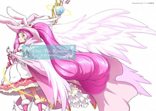 Tags: Anime, Pixiv Id 3411146, Kirakira☆Precure a la Mode, Cure Whip, Usami Ichika, Fanart, Fanart From Pixiv, Pixiv