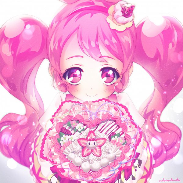 Tags: Anime, Pixiv Id 3542494, Kirakira☆Precure a la Mode, Usami Ichika, Cure Whip, Pixiv, Fanart, Fanart From Pixiv