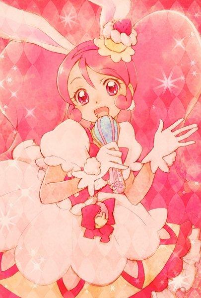 Tags: Anime, Pixiv Id 10336702, Kirakira☆Precure a la Mode, Cure Whip, Usami Ichika, Pixiv, Fanart, Twitter, Fanart From Pixiv