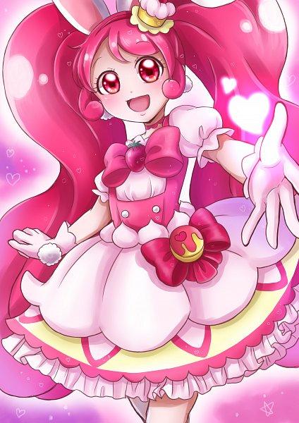 Tags: Anime, Pixiv Id 36799190, Kirakira☆Precure a la Mode, Usami Ichika, Cure Whip, Pixiv, Fanart, Twitter, Fanart From Pixiv