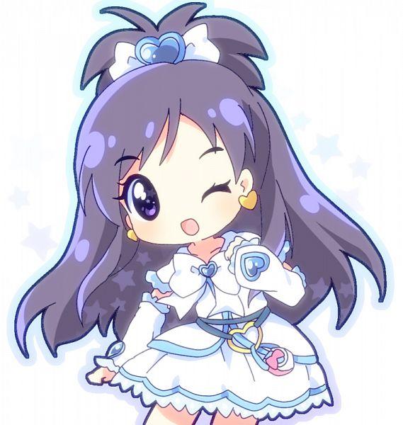 Tags: Anime, Mirai (Sugar), Futari wa Precure, Cure White, Yukishiro Honoka, Fanart, Pixiv, Fanart From Pixiv